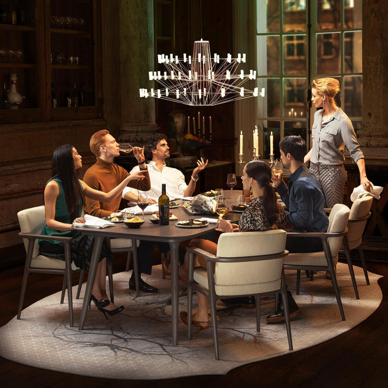 Moooi Coppelia Suspension Lamp People Dining