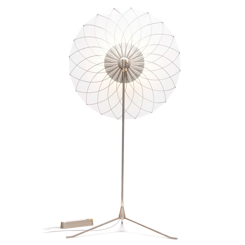 Moooi 'Filigree' Floor Lamp by Rick Tegelaar Back