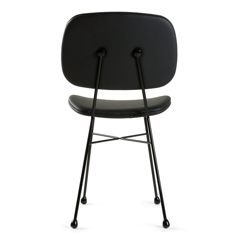 Moooi Golden Chair - Black by Nika Zupanc Back