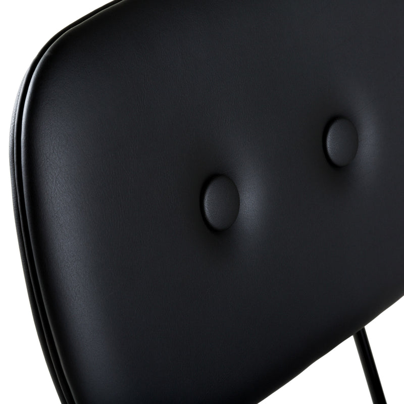 Moooi Golden Chair - Black by Nika Zupanc Backrest Detail