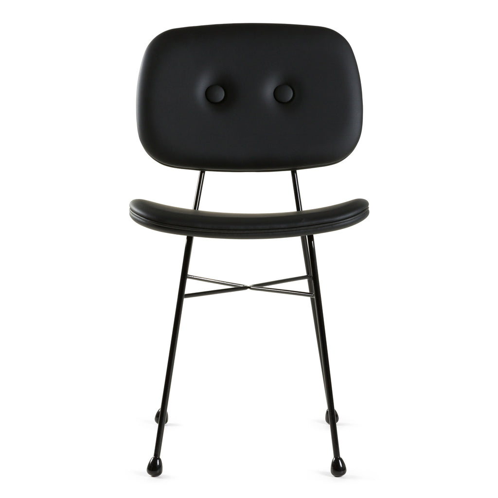 Moooi Golden Chair - Black by Nika Zupanc Front