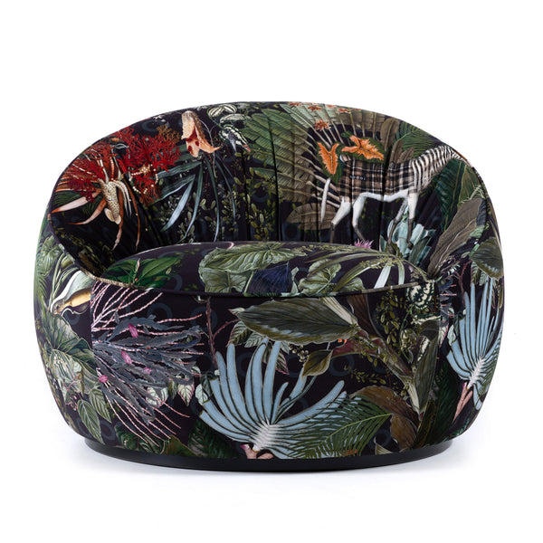 Moooi Hana Low Back Armchair Menagerie Front
