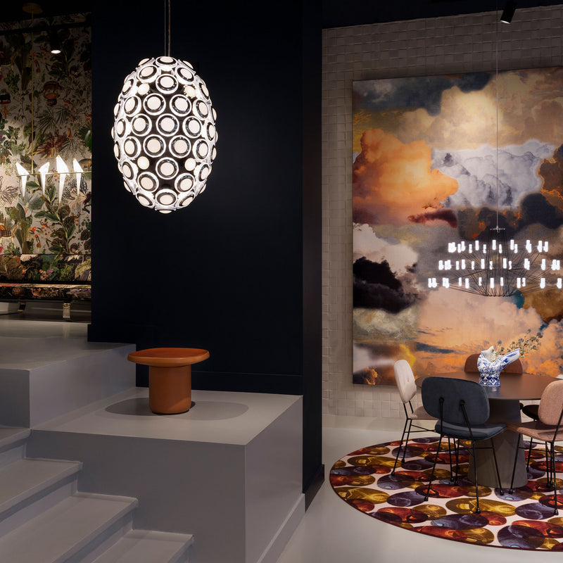Moooi Iconic Eyes 161 Pendant Light Moooi Showroom