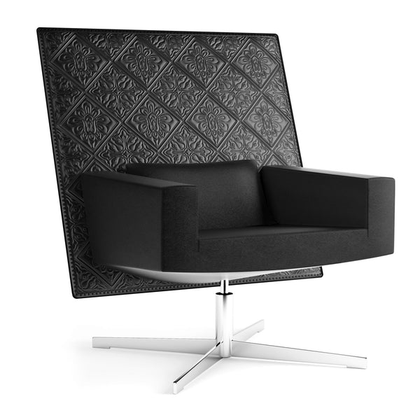 Moooi Jackson Chair by Marcel Wanders Signature Leather