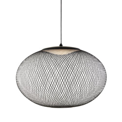 Moooi NR2 Medium Pendant Light Black