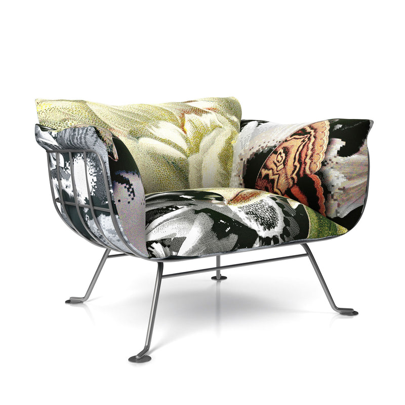 Moooi Nest Chair Flower Bits