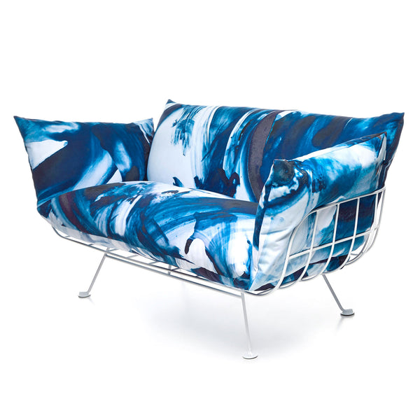 Moooi Nest Sofa One Minute Side