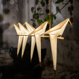 Moooi 'Perch Light Branch' Suspension Lamp by Umut Yamac Roomset