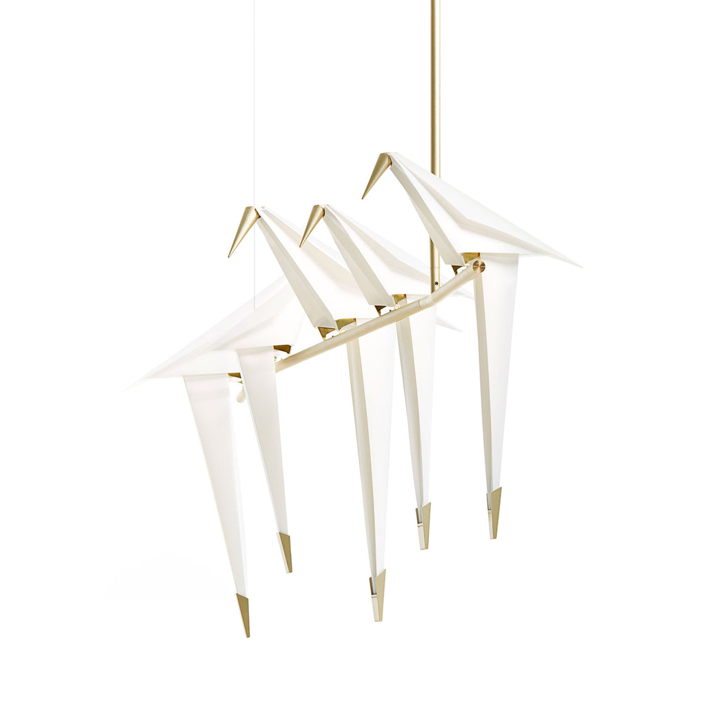 Moooi 'Perch Light Branch' Suspension Lamp by Umut Yamac