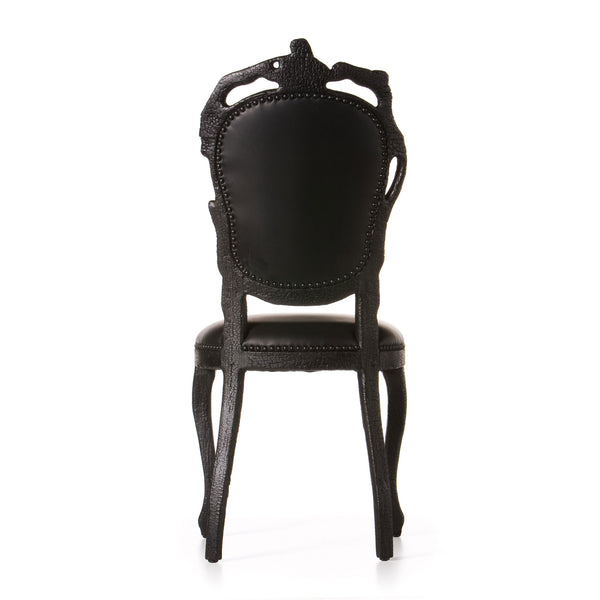 Moooi Smoke Dining Chair Back