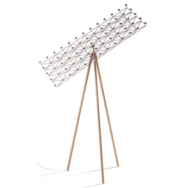 Moooi Space-Frame Floor Lamp Copper