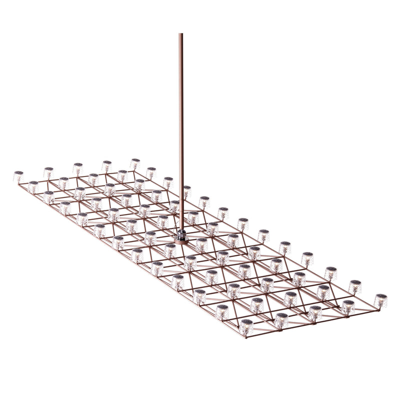 Moooi Space-Frame Suspension Angled View