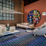 Moooi Space-Frame Suspension Roomset