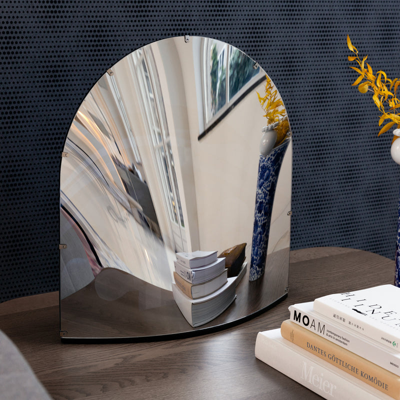 Moooi 'Space' Table Lamp by Ward Wijnant Mirror