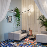 Moooi T Floor Lamp by Marcel Wanders Roomset