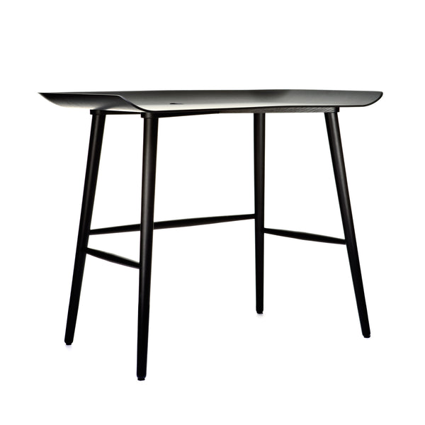 Moooi Woood Desk by Marcel Wanders Side View