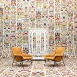 NLXL Alt Deutsch Wallpaper by Studio Job Roomset