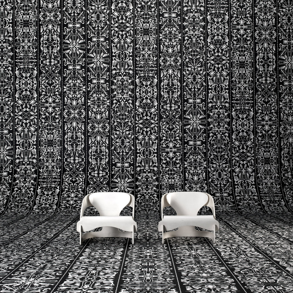 Perished Wallpaper by Studio Job
