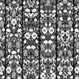 Withered Flowers Black Wallpaper by Studio Job Detail