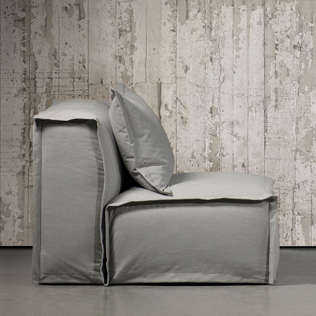 NLXL Concrete Wallpaper by Piet Boon CON-06 Roomset