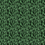 NLXL LAB Monochrome Leaves Wallpaper by Mr & Mrs Vintage Green