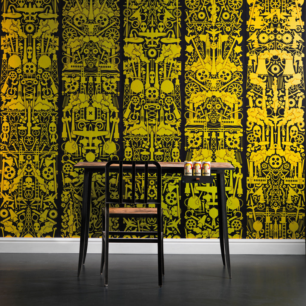 Robber Baron Wallpaper by Studio Job