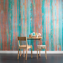 Spoiled Copper Wallpaper by Piet Hein Eek