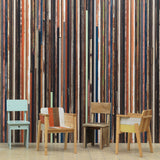Scrapwood Wallpaper PHE-15 Roomset