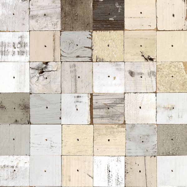 Scrapwood Wallpaper PHE-16 Detail