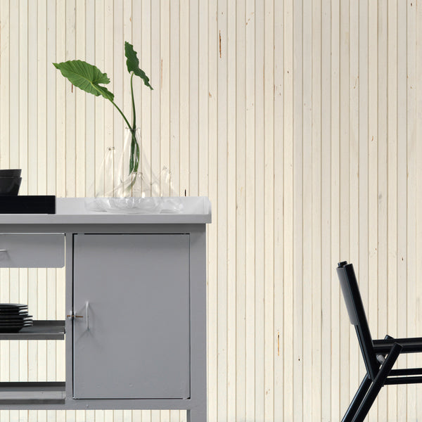 NLXL Timber Strips Wallpaper by Piet Hein Eek - TIM-07 Close Up