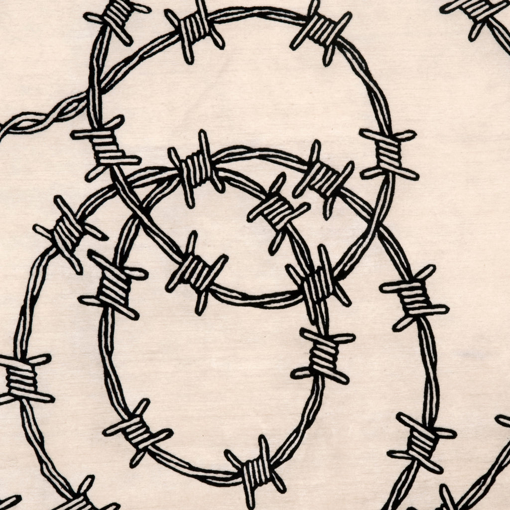 Barbed Wire Rug