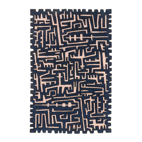Nodus Ciliophora Rectangle Rug