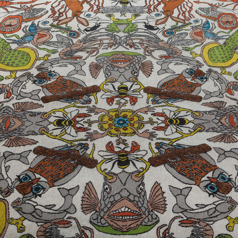 Underworld Rug by Studio Job Detail