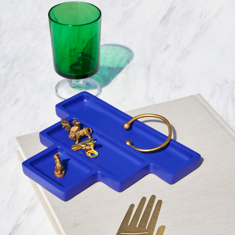 Octaevo Templo Catchall - Blue Mood