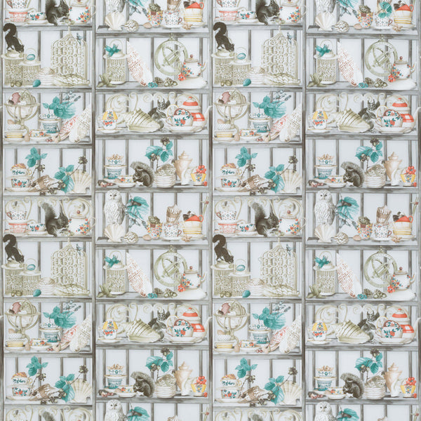 Osborne & Little Curio Fabric F7017-01