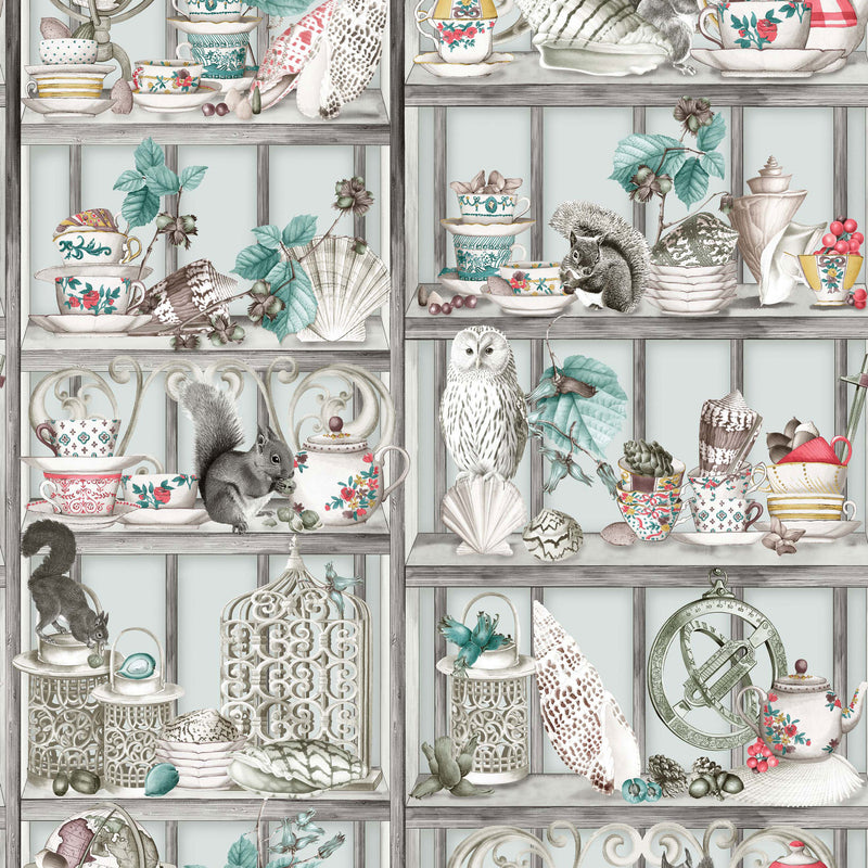Osborne & Little 'Curio' Wallpaper W7028-01