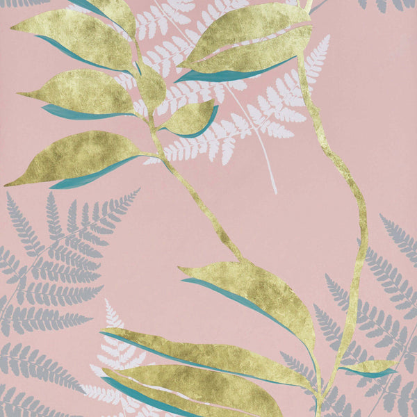 Osborne & Little 'Feuille D'or' Wallpaper W7331-01