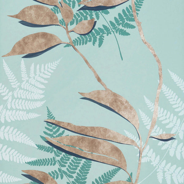 Osborne & Little 'Feuille D'or' Wallpaper W7331-02