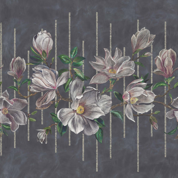 Osborne & Little 'Magnolia Frieze' Wallpaper W7338-01
