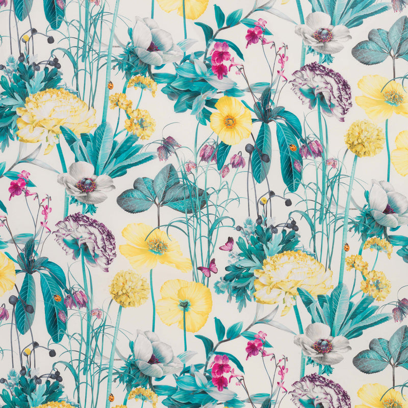 Osborne & Little Meadow Fabric F7010-04