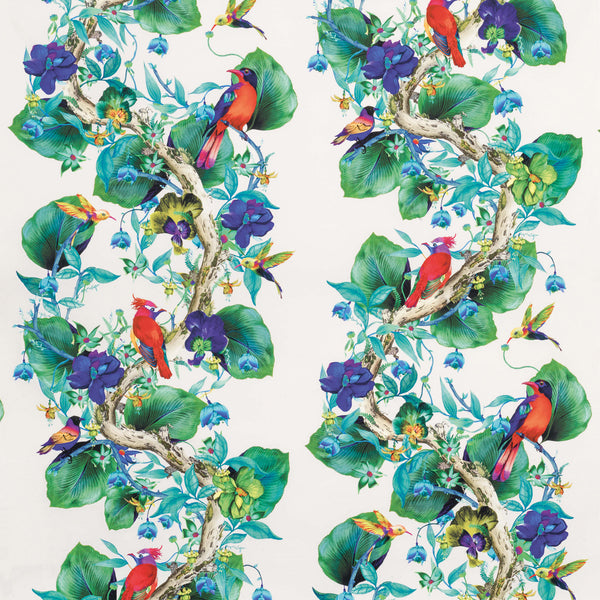 Osborne & Little Rain Forest Fabric F7013-01