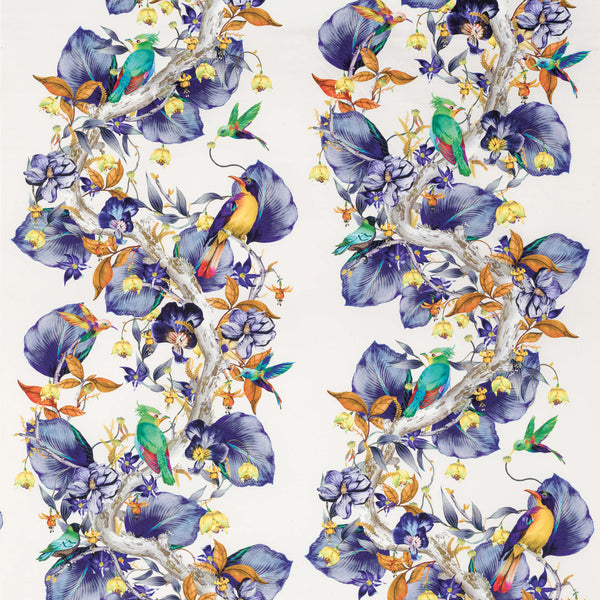 Osborne & Little Rain Forest Fabric F7013-02