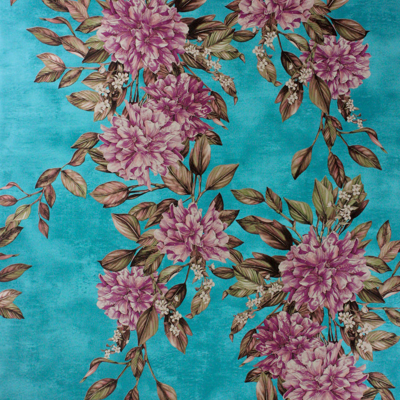 Osborne & Little 'Rhodora' Wallpaper W7022-01