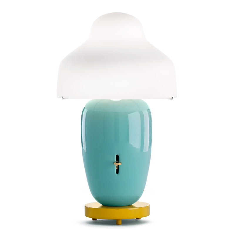 Parachilna 'Chinoz' Table Lamp - Green by Jaime Hayon
