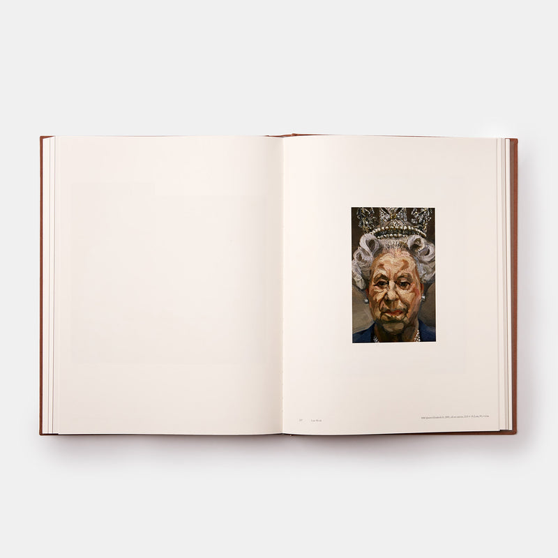 Phaidon Lucian Freud Book Inner Queen