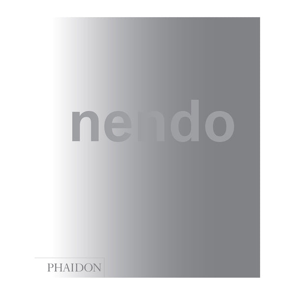Phaidon 'Nendo' Book Cover