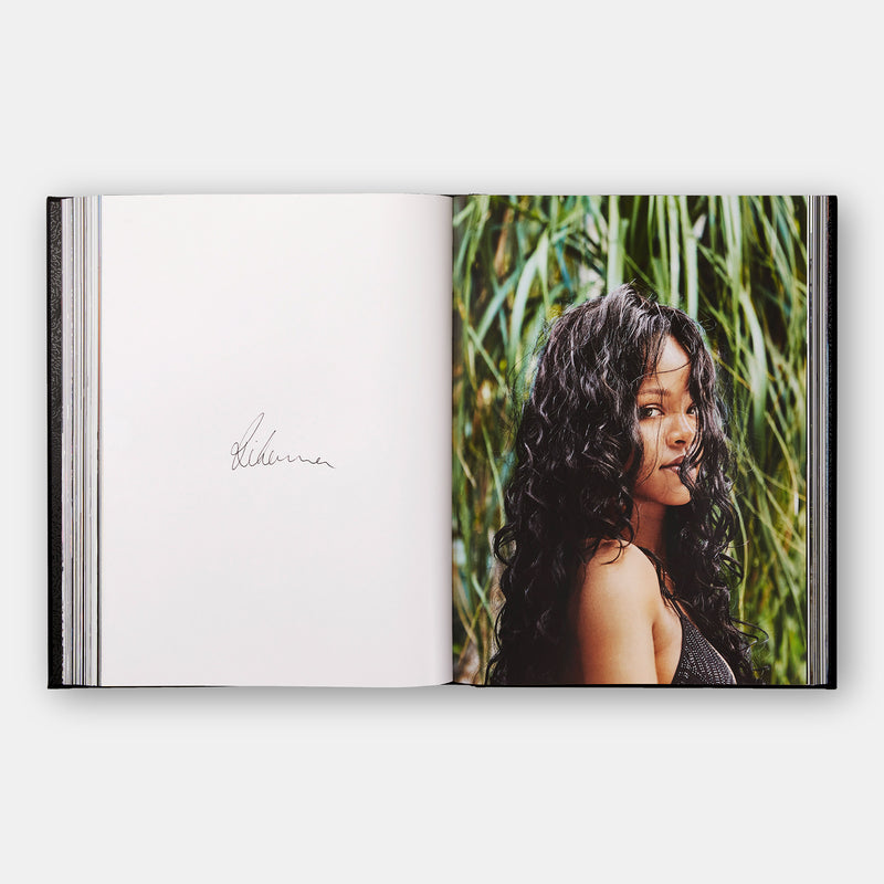 Phaidon Rihanna: Luxury Supreme Book by The Haas Brothers Pages 2