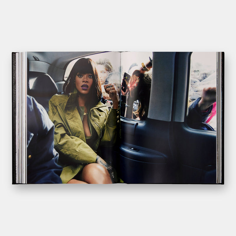 Phaidon Rihanna: Luxury Supreme Book by The Haas Brothers Pages 3