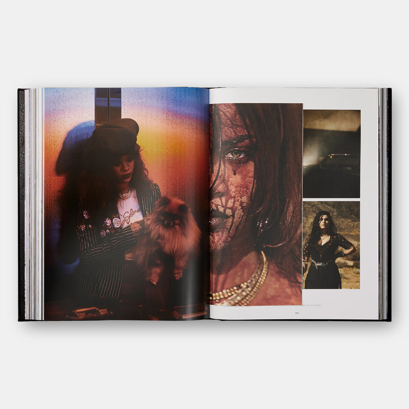 Phaidon Rihanna: Luxury Supreme Book by The Haas Brothers Pages 4