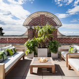 Piet Boon Collection Lars Outdoor Series Jane Richards Interiors City Penthouse